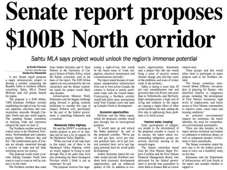 Northern Corridor-NEWS